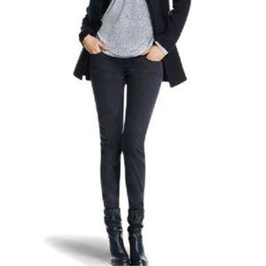 Cabi Black Jeans Super Skinny Ankle Length